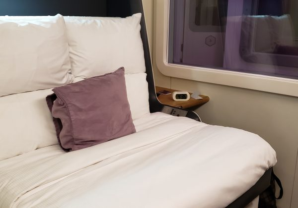 Staying at the Yotel at Gatwick Airport