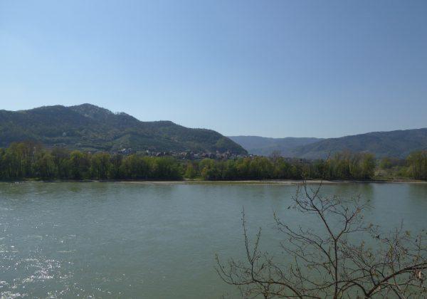 The start of the Romantic Danube Cruise