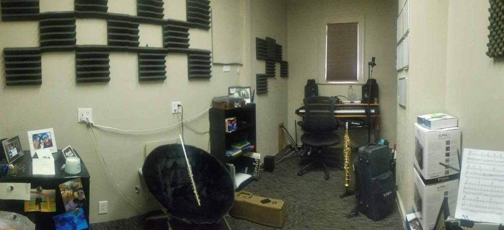 Andrew Snyders Music Studio
