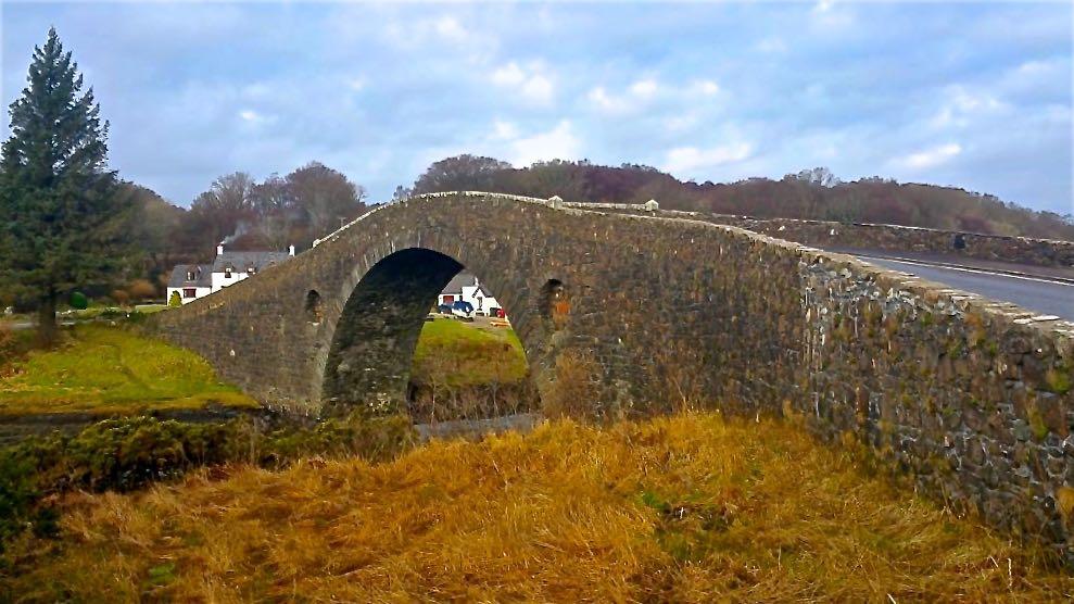 Clachan Bridge to Seil Isle