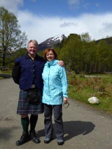 Hugh Allison & Kathie Snyders