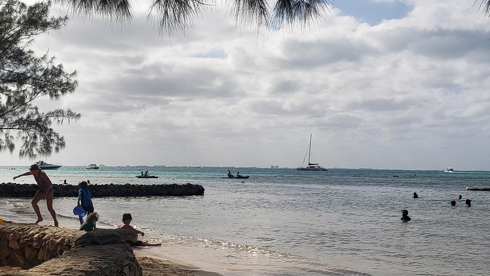 Kids on beach. Should I start planning travel?